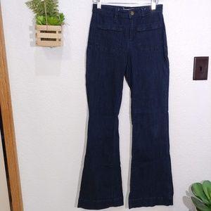 Life in Progress Flare Trouser Jeans Size 24